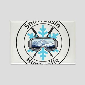 Snowbasin - Huntsville - Utah Magnets