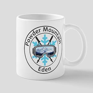 Powder Mountain - Eden - Utah Mugs