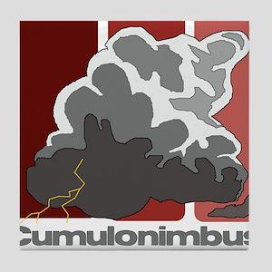 Cumulonimbus Tile Coaster