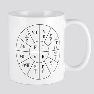 Ohm Wheel Mugs