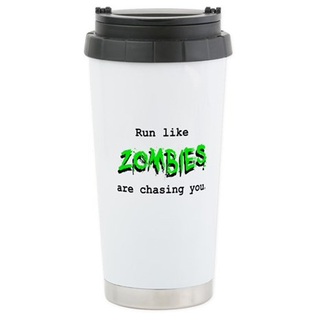 Gear for Humans Stainless Steel Travel Mug