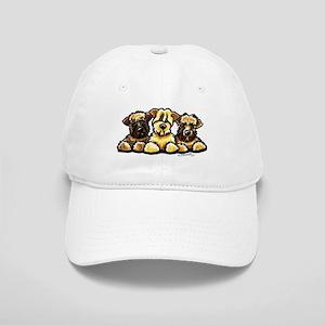 Wheaten Terrier Cartoon Cap