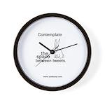tweet- Wall Clock