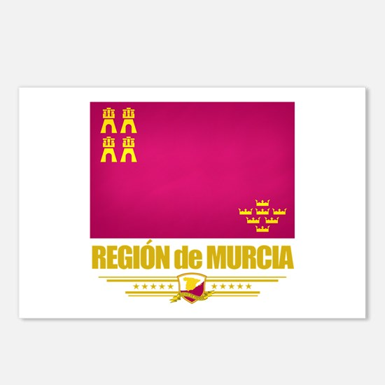 Murcia Postcards (Package of 8)
