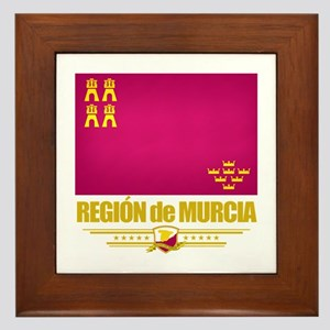 Murcia Framed Tile