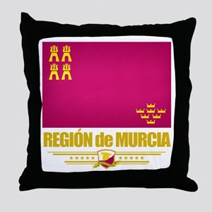 Murcia Throw Pillow