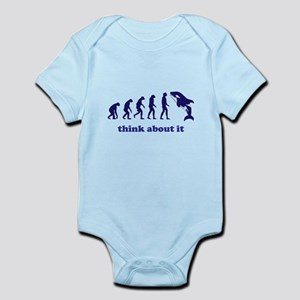 Whale Song Infant Bodysuit