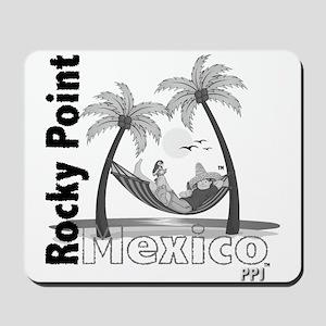 Chillin' in Mexico Mousepad