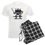 Black Knight Men's Light Pajamas