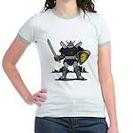 Black Knight Jr. Ringer T-Shirt