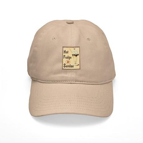 Hot Fudge Sundae Cap
