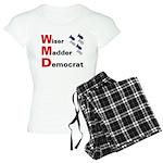 WMD Wiser Madder Democrat Women's Light Pajamas