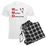 WMD Wiser Madder Democrat Men's Light Pajamas