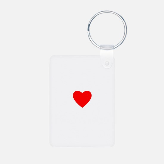 I Love Peekapoos Keychains