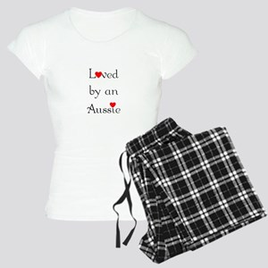 Loved by an Aussie Women's Light Pajamas