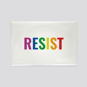 Glbt Resist Rectangle Magnet