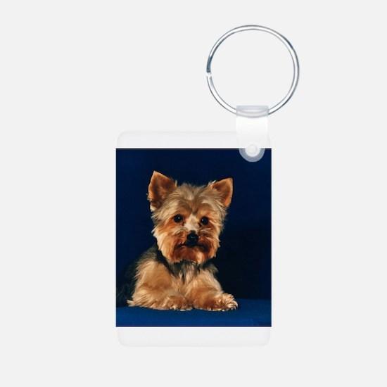 Yorkshire Terrier Puppy Keychains