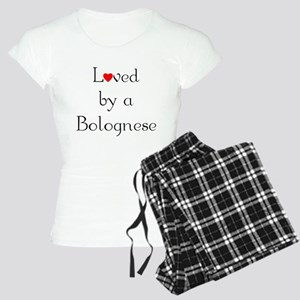Loved by a Bolognese Women's Light Pajamas