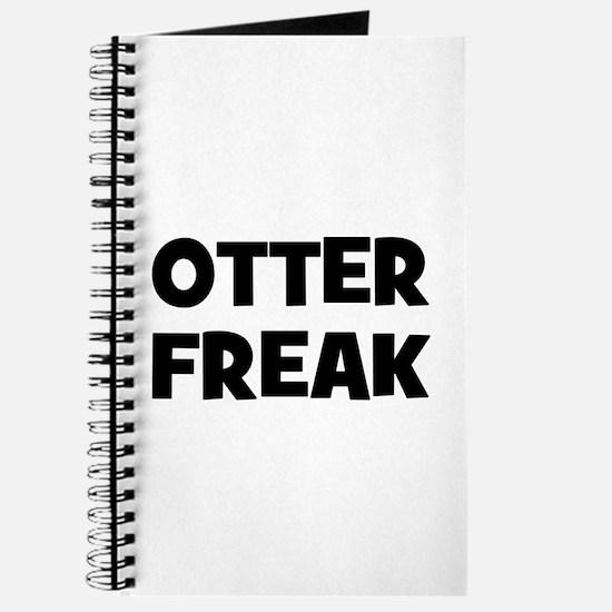 Otter Freak Journal