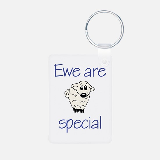 Ewe are special Keychains