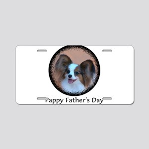 Pappy Father's Day (sable) Aluminum License Plate