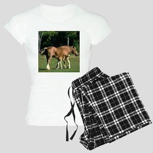 Nursing Foal Women's Light Pajamas