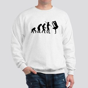Breakdance evolution Sweatshirt