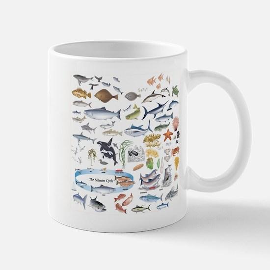 Fish lure Mug