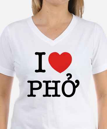 I Love (Heart) Pho Shirt
