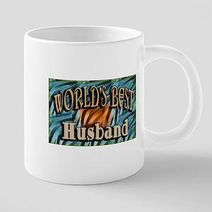 Best Husband 20 oz Ceramic Mega Mug