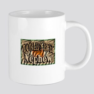 Best Nephew 20 oz Ceramic Mega Mug