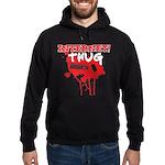 Internet Thug 2.0 Hoodie (dark)