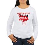 Internet Thug 2.0 Women's Long Sleeve T-Shirt