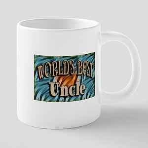 Best Uncle 20 oz Ceramic Mega Mug