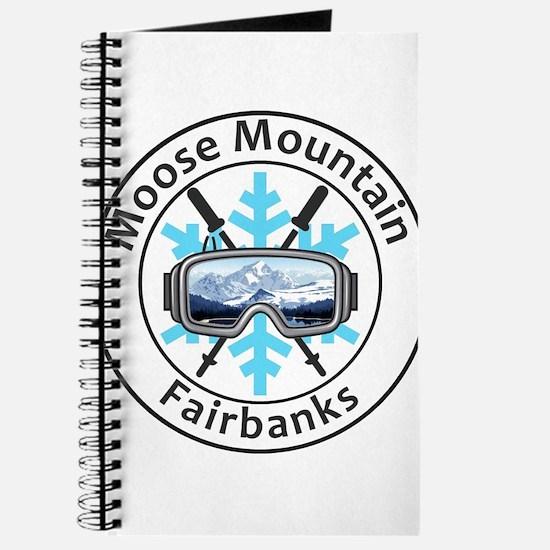 Moose Mountain - Fairbanks - Alaska Journal