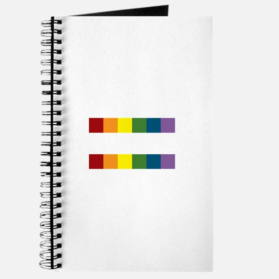 Gay Rights Equal Sign Journal
