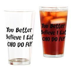 Cho Do Fu Drinking Glass