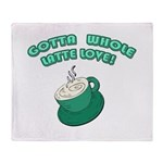 All Template Throw Blanket