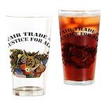 Fair Trade Drinking Glass