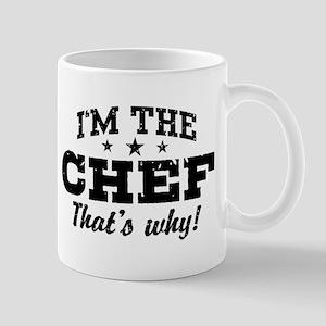 Funny Chef Mug