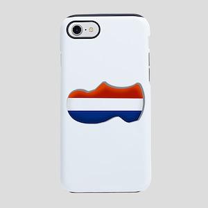 Dutch Clog iPhone 7 Tough Case