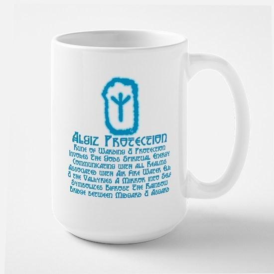Algiz Rune Tall Mug