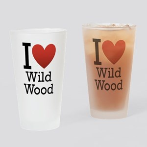 Wildwood Drinking Glass
