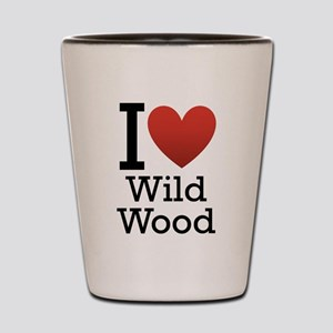 Wildwood Shot Glass