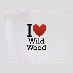 Wildwood Throw Blanket