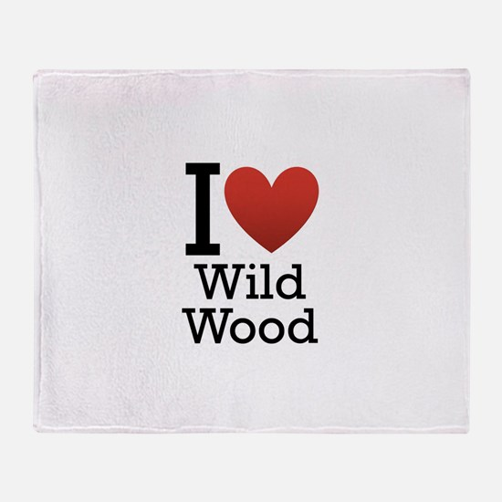 Wildwood Throw Blanket
