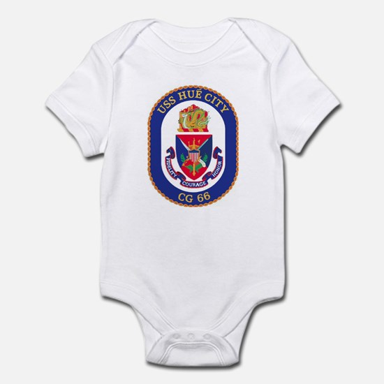 USS Hue City CG 66 Infant Creeper