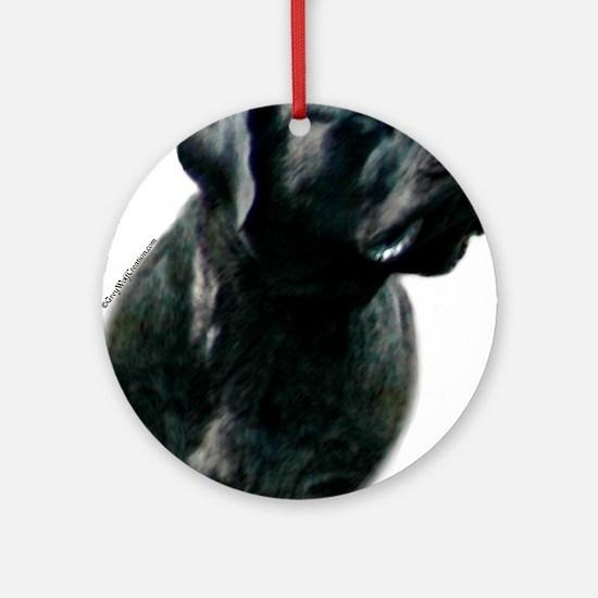 Mastiff 74 Ornament (Round)
