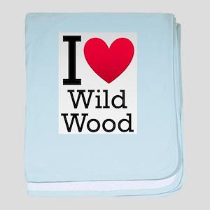 Wildwood baby blanket