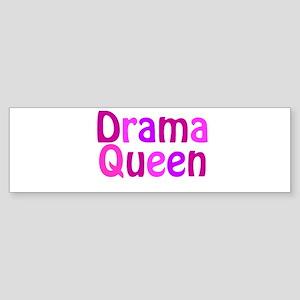 Drama Queen Sticker (Bumper)